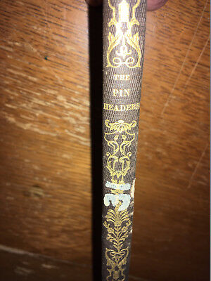 1845 The little Pin Headers  in great  condition  Charlotte  Elizabeth 1845