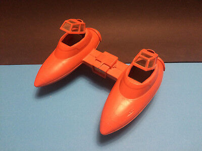 Star Wars Kenner Vintage Twin Pod Cloud Car Action Spielzeug 1980