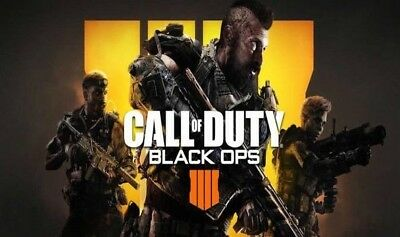 Call of Duty: Black Ops 4 for the Sony PlayStation 4