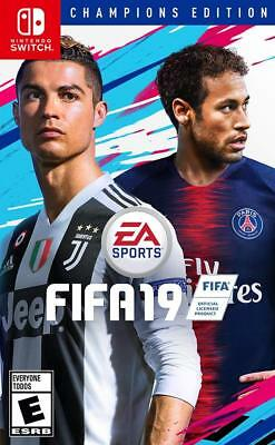 FIFA 19 Champions Edition (Nintendo Switch) BRAND NEW