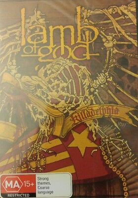 Lamb of God-Killadelphia [+Bonus Dvd]  (UK IMPORT)  CD NEW