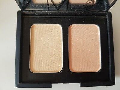 READ DESCRIPTION Authentic Nars Hungry Heart Highlighter Duo