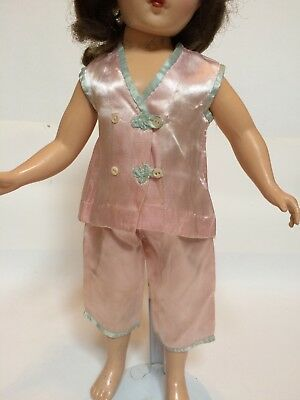 "Vintage 1950's Doll Clothes for 18"" Hard Plastic Doll Ideal, MA Cissy, Toni"