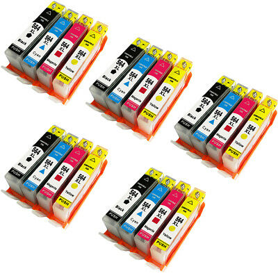 Lot New Ink For Hp 564xl Ink Cartridge Photosmart 6510 6520 7510
