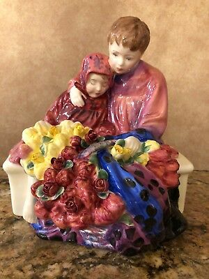 Royal Doulton Flower Sellers Children Figurine HN 1342