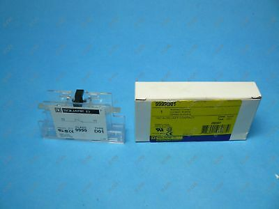 Square D 9999-D01 Definite Purpose Contactor 50-90 Amp Auxiliary Contact 1 NC
