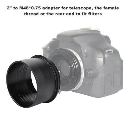 Durable M48x0.75 Astronomical Adapter Telescope for Newton reflected telescope