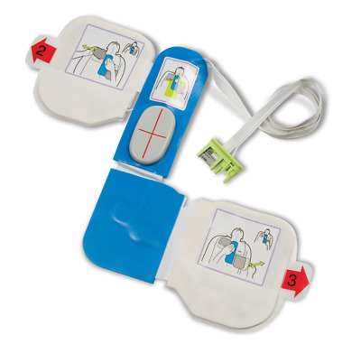 Zoll Cpr-d Padz Aed Plus Defibrillator Electrode Pad - 1 Each (8900080001)