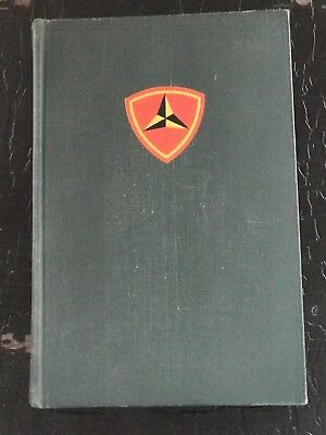 The Third Marine Division Infantry Journal Press 1948 First Edition