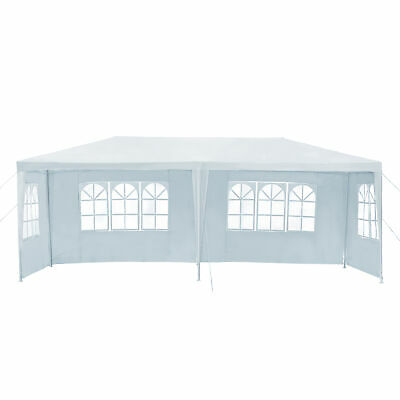 POP Up Waterproof Outdoor Garden Gazebo Marquee Canopy Party BBQ Wedding Tent
