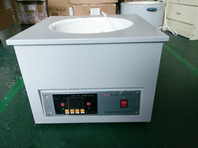 New ZNCL-TS 20000ml Digital Magnetic Stirring 20L Electric Heating Mantle Top