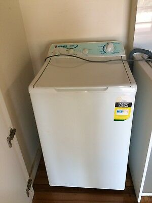 Hoover 5.5kg Top Loading Washing Machine