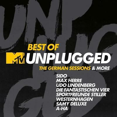 Best Of MTV Unplugged - The German Sessions & More | CD | NEU | von Various