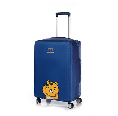 SAMSONITE Red x Kakao Friends Luggage Cover Ryan Small Dark Navy GD161012
