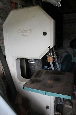 Cooksley band saw