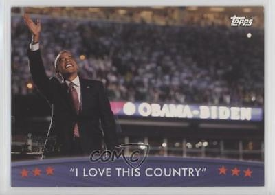 2008 Topps President Collector Trading Cards 85 Barack Obama Non-Sports Card 4w8