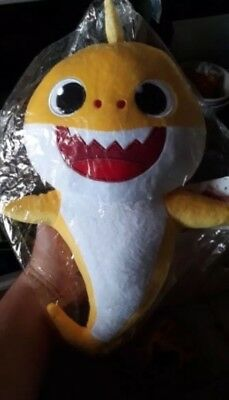 Baby Shark Official English Singing Plush- WowWee USA Seller Hot Toy VHTF