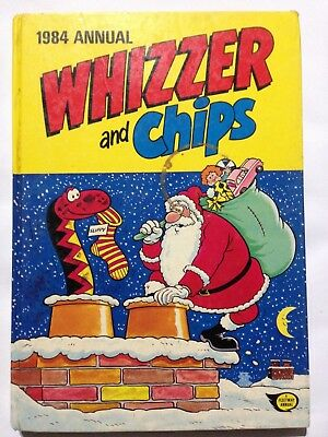 THE WHIZZER & CHIPS. 1984 Annual Good Condition **Free UK Postage**