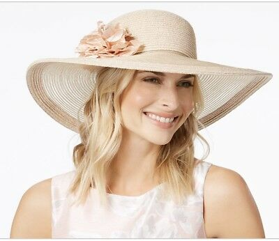 7c4dc9d977a2c9 NINE WEST HAT Packable Super Floppy Womens One Size - $14.99 | PicClick