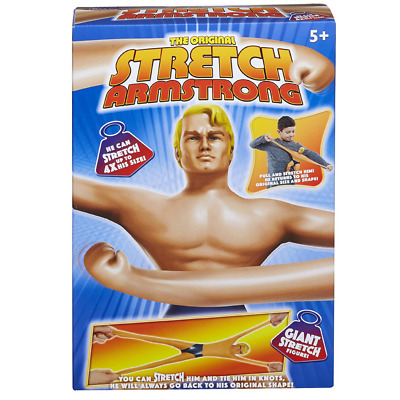 The Original Stretch Armstrong Large Figure Stretchy Toy Men Strong Man Figure..