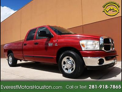 2007 Ram 3500 2WD QUAD CAB LWB SLT 2WD 2007 Dodge Ram 3500 SLT Quad Cab LWB RWD 5.9L DIESEL 6-Speed One Owner