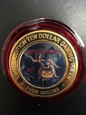 $10 Casino Silver Strike 2015 Halloween Four Queens