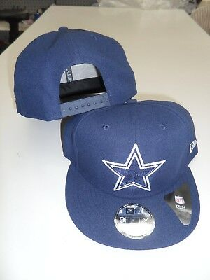 f2f3d90f80b DALLAS COWBOYS HAT NFL Men's New Era Golden Hit Snapback 9FIFTY Navy ...