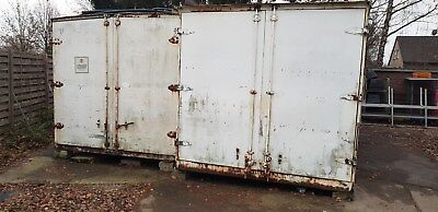 Lagercontainer / Seecontainer / Container x 2