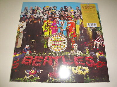 The Beatles: Sgt. Pepper's Lonely Hearts Club Band Vinyl LP