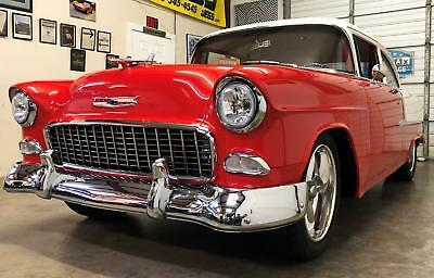 1955 Chevrolet Bel Air/150/210 LS-3 Pro-Touring RestoMod World Wide Shipping 1955 Chevy RestoMod Show Winning Pro Touring build that goes as good as it looks