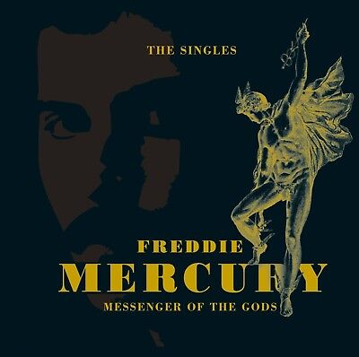 Freddie Mercury - Messenger Of The Gods: The Singles   2 Cd New+