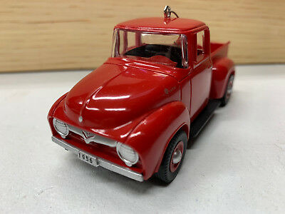 Hallmark Keepsake Christmas Ornament 1956 Ford Truck All American Trucks