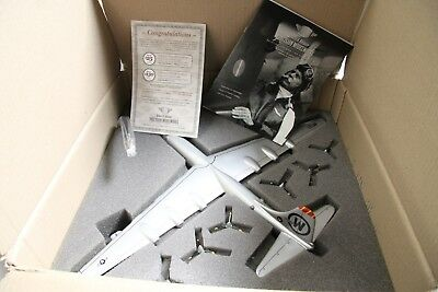 Pacific Aircraft B-36 Peacemaker Air Force Plane Model, In Original Box