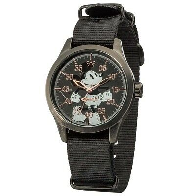 Disney by Ingersoll DIN008BKBK Classic Mickey Mouse Watch