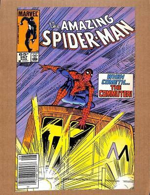 Amazing Spider-Man # 267 - NEAR MINT 9.6 NM - Avengers! MARVEL Comics