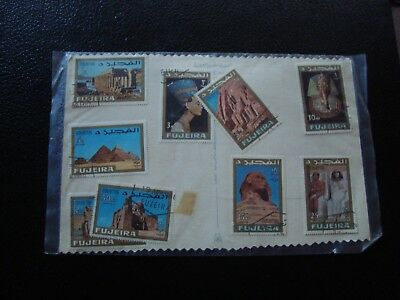 MIDDLE EAST - set of stamps canceled (all state) (cy95)