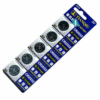 10 x CR2032 Lithium Battery 3V Button Cell Digital Device Scale Remote Watch Toy