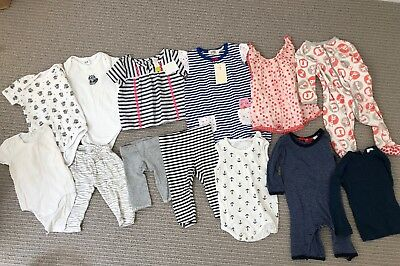 Size 00 (3-6 Months) Baby Bundle - Unisex or Girls. Great brands.