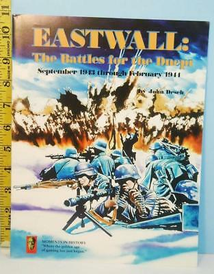 Eastwall: Battles for the Dnepr Sept. 1943 Moments in History 1997 Unpunched