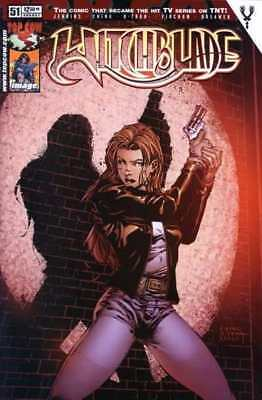 Witchblade (1995 series) #51 in Near Mint condition. Image comics [*my]