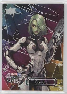 2016 Upper Deck Marvel Gems 144/225 Gamora #19 0ad