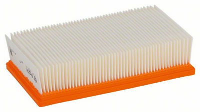 Bosch 2607432034 Polyester Flat-Pleated Filter for GAS 35 , GAS 55