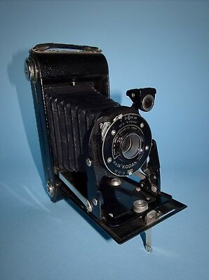 Kodak Six-20 Junior - UK Model from the mid 1930's - in very good condition