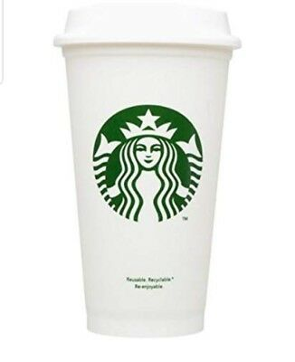 Starbucks Reusable Travel Coffee Cup To Go , 16 Ounce BPA free