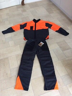 Stihl Chainsaw Trousers And Jacket