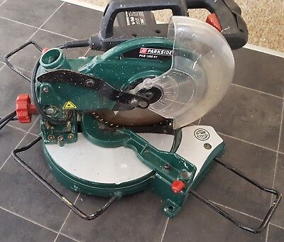 Cross Cut Mitre Saw - Parkside Pks 1500 A1