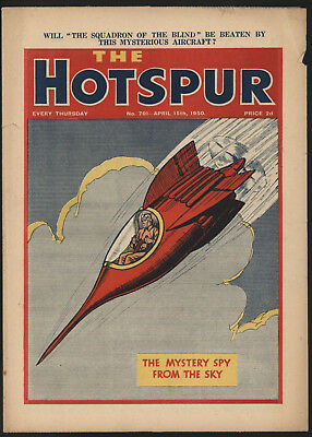 Hotspur #701 Apr 15Th 1950. From An Exceptional Private Collection