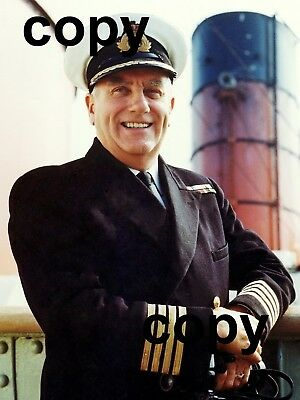 Copy Of Captain  John Treasure Jones Last Captain Of The Rms Queen Mary 1967
