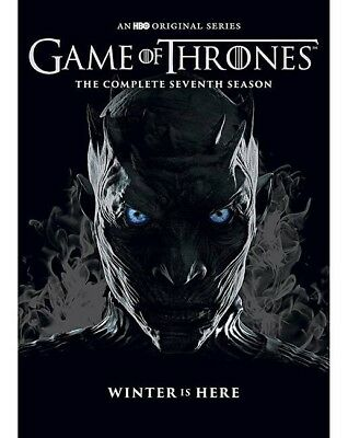 Game Of Thrones Season 7 iTunes Digital Only