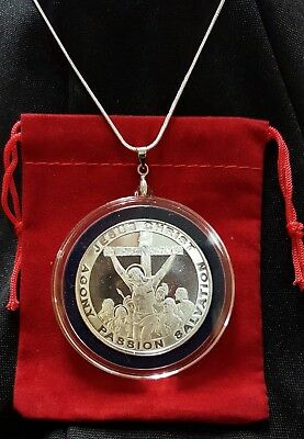 "/""Thor/"" 2018 Marvel Series,.9999 Pure Silver Coin Pendant+22/"" Necklace /& Gift Bag"